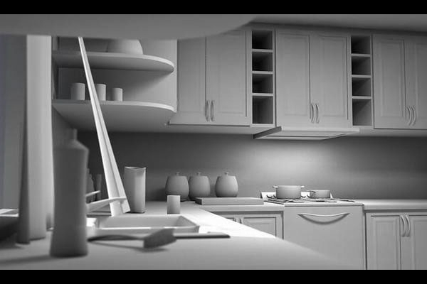 Kitchen Model 1